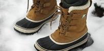 Детская обувь для зимней эксплуатации
