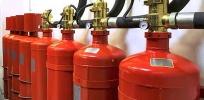 Газовое пожаротушение: особенности и достоинства