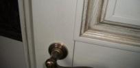 Входная дверь с эффектом патины – благородное украшение любого жилища!