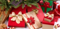 Как упаковывают новогодние подарки в разных странах